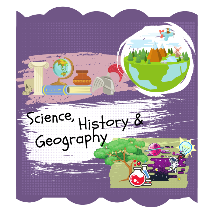Science History and Geography