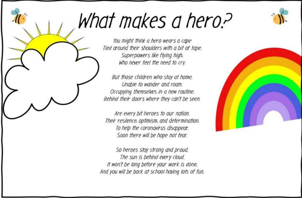 hero poem